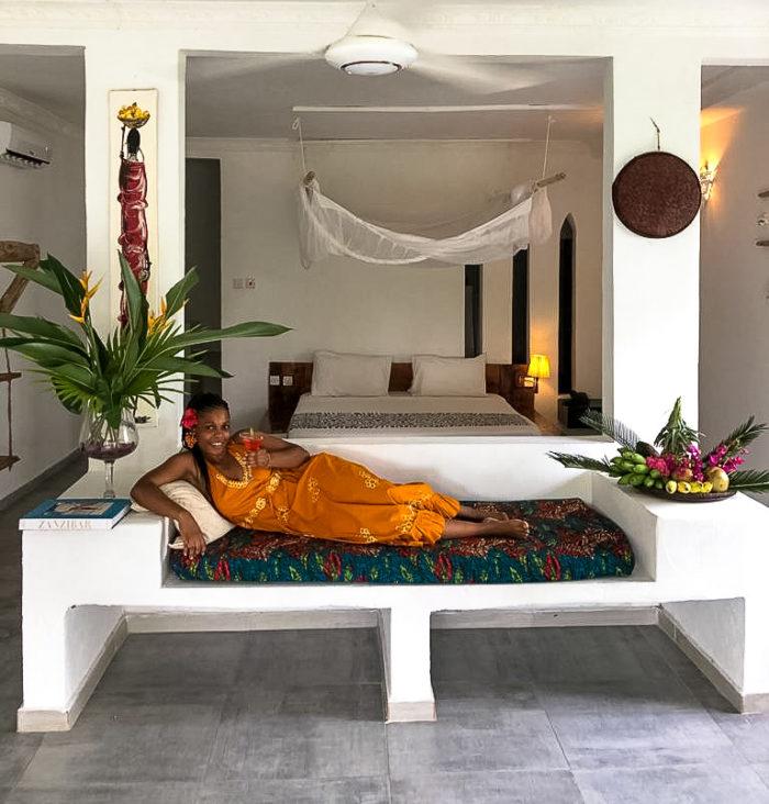Pemba Paradise Suite Ocean View