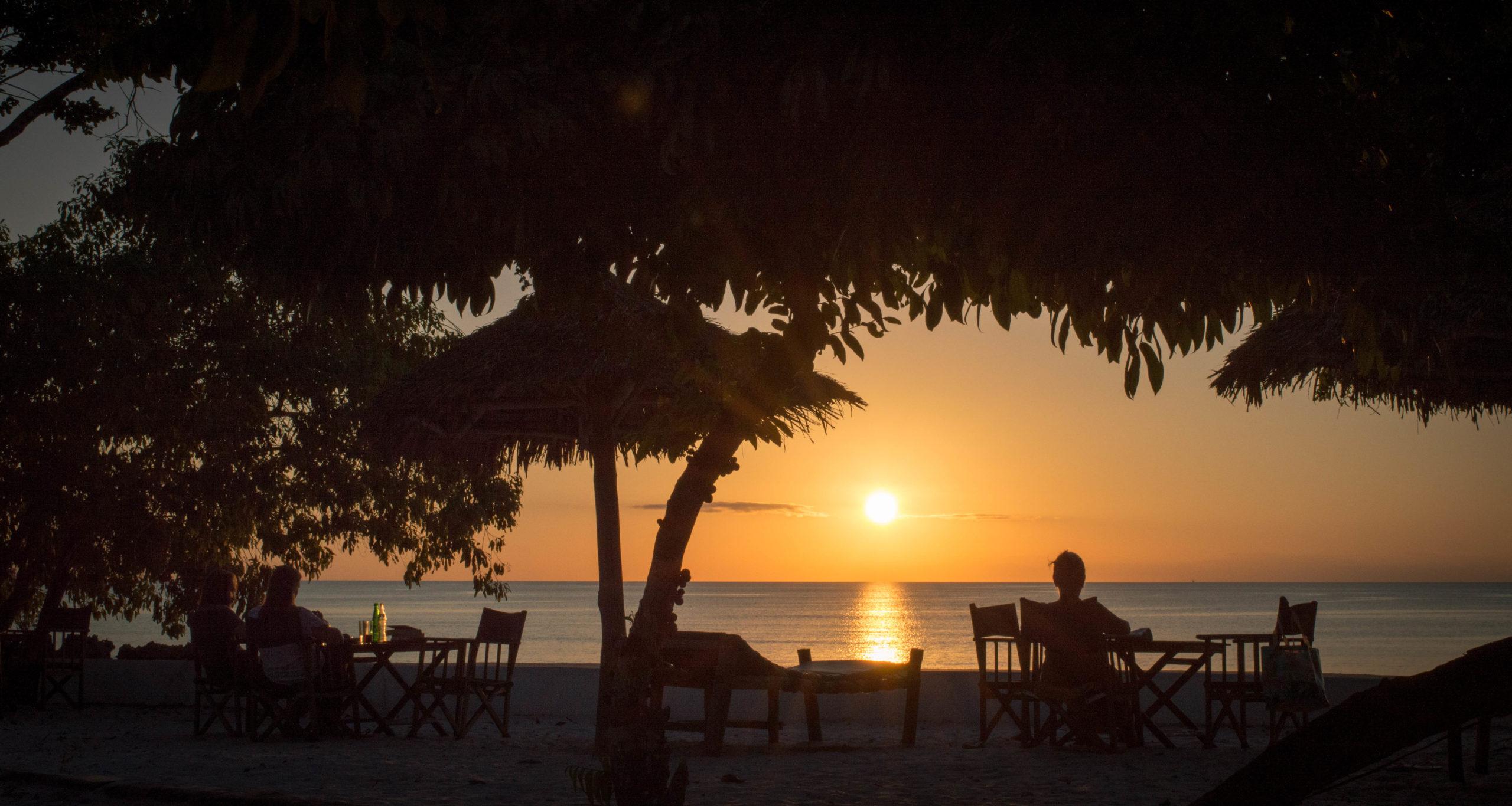 Pemba Paradise Sunset Beach